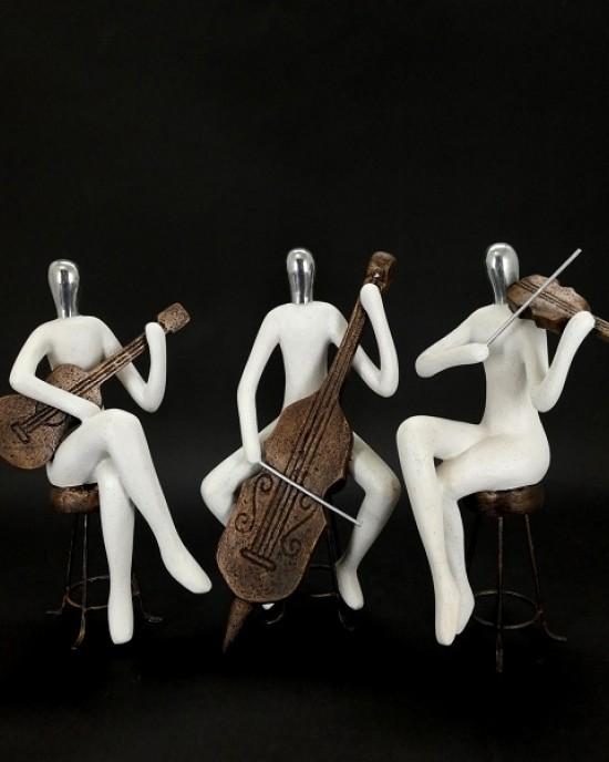 Decor Collection-Musician Set
