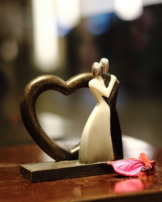 Wedding Collection-Couple Holder