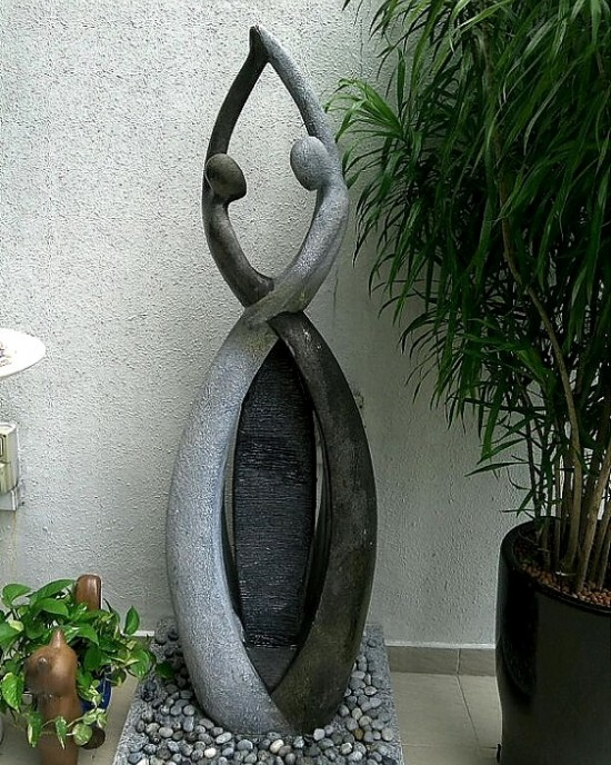 Water Fountain-Floor Standing RDF 8933