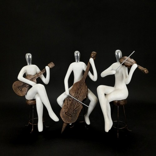 Decor Collection-Musician Set