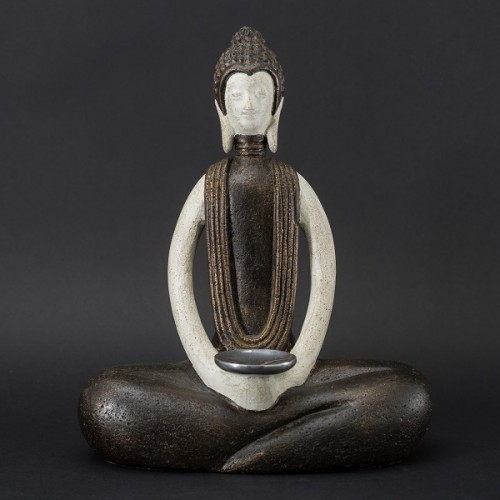 Decor Collection-Sitting Buddha