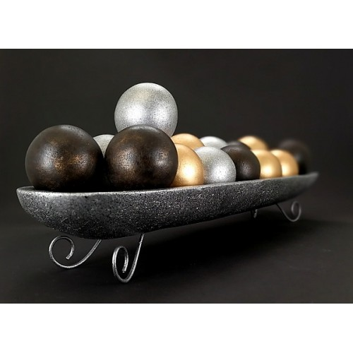 Decor Collection-Tray Of Balls