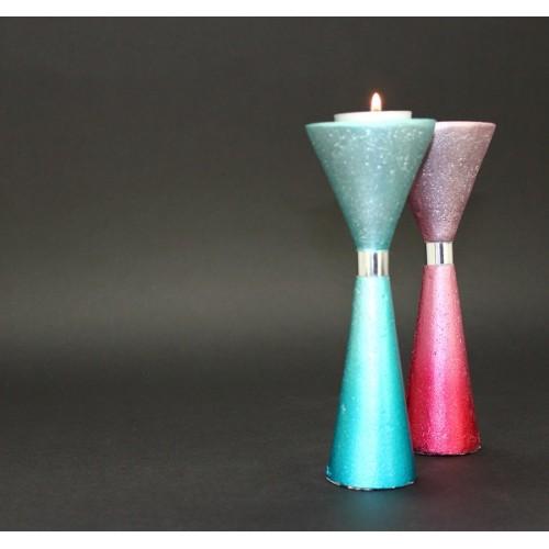 Decor Collection - Tall Zen Tea Light