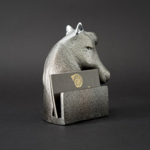 Corporate gifts-Horse cardholder