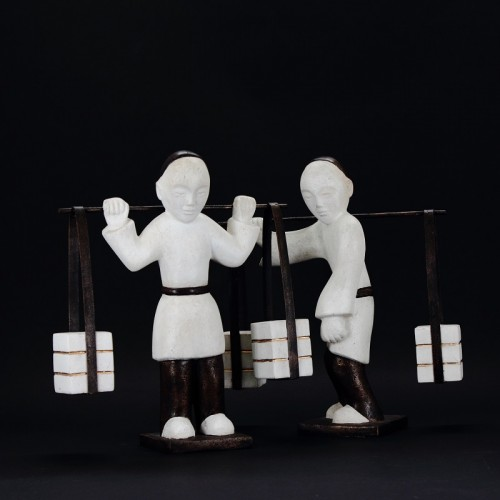 Decor Collection- SCHOLAR SET of 2