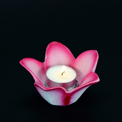 Decor Collection - Orchid Candle holder C